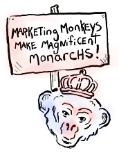 Monarch Monkeys... What more could you ask for?