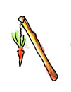 Carrot. Stick.  Self-explanatory, right?
