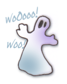 More ghostly woo-woooo!