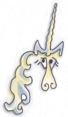 This Is A Displaced MySpace Unicorn