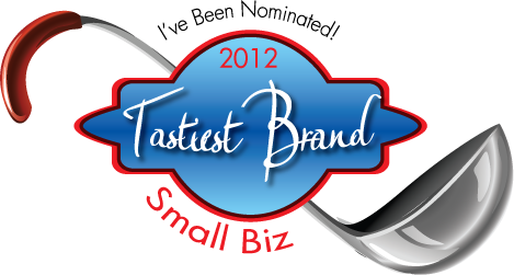 Tastiest Small Biz Brand Award